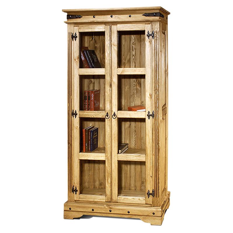 Шкаф для книг из дерева своими руками